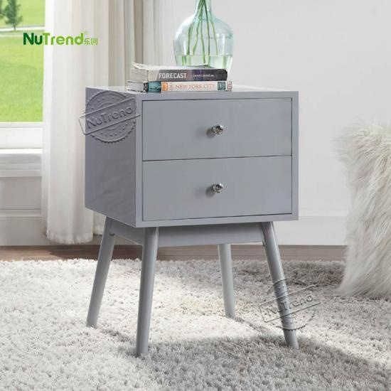 Mid Century Side Table Wood Furniture Factory and wholesale