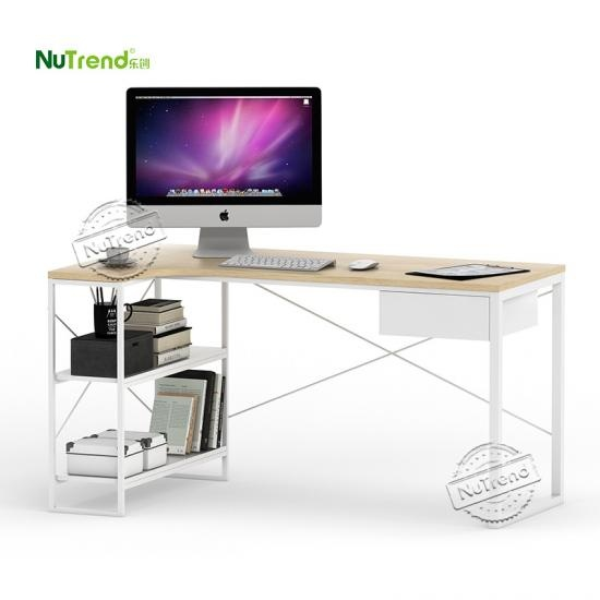 Modern DIY Wood writing desk table manufacturer in China