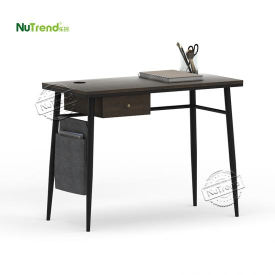 wholesalecustom wood and metal home office study work desk  Supplier China